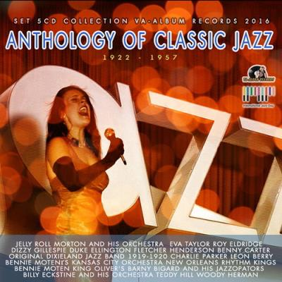 Anthology Of Classic Jazz (2016) - 14 Января 2016 - Фильмы, клипы