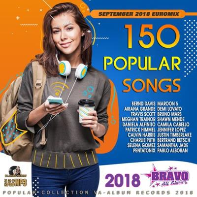 150 Popular Songs September Euromix 2018 30 сентября